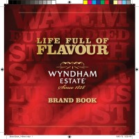 Wyndham Estate Brand Book