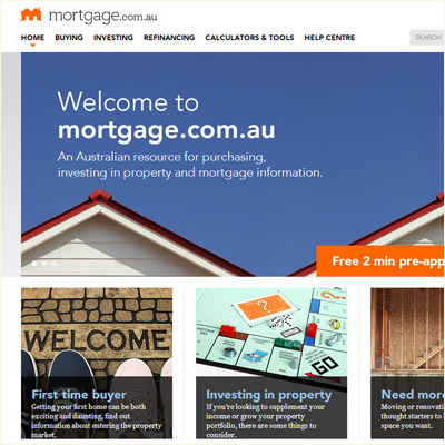 ING Direct Mortgage.com.au
