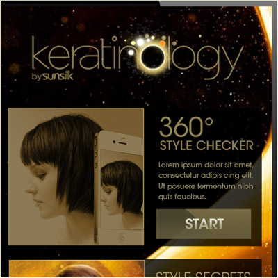 Sunsilk Keritinology Digital