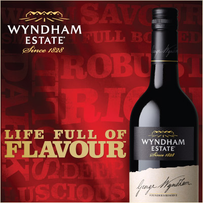 Wyndham Estate Branding